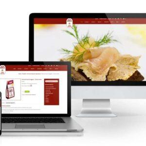 Создание сайтов для заведений